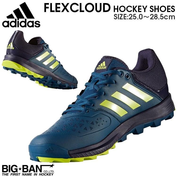 フィールド ホッケー シューズ adidas アディダス フレックスクラウド ネイビー メンズ CG2715 フィールドホッケー
