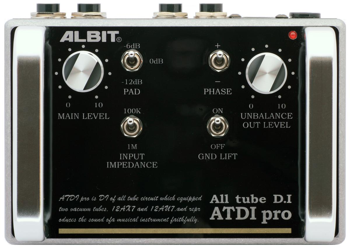 ALBIT ATDI pro ALL TUBE D.I