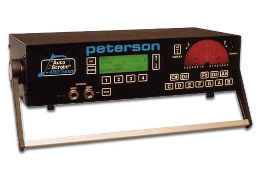 Peterson / Auto Strobe T490ストロボ・チューナー 据置型