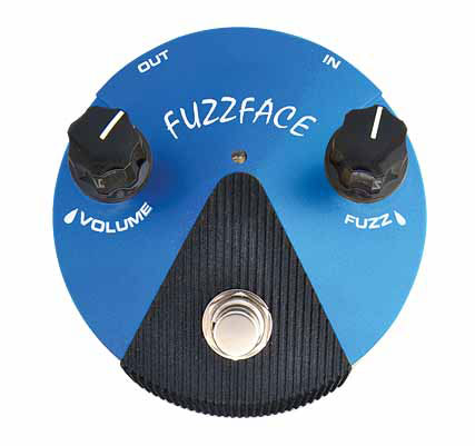 Jim Dunlop / Fuzz Face Mini Silicon FFM1