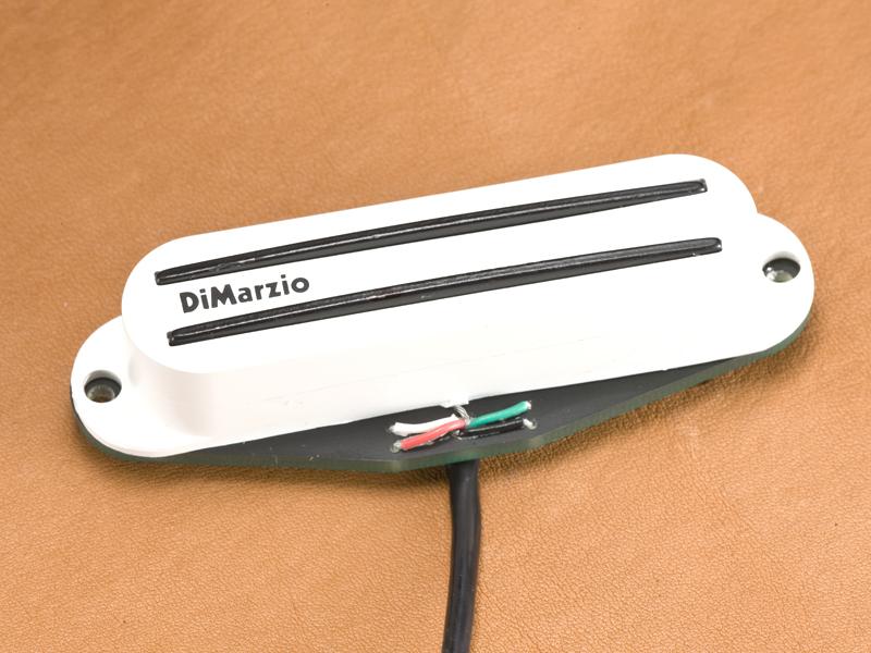 DiMarzio DP226 Billy Corgan Bridge Model BC-2(White)