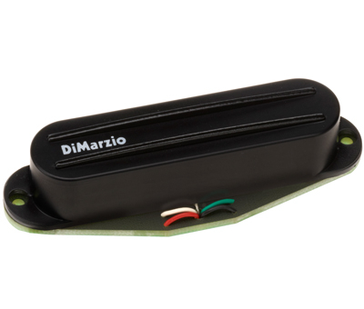 DiMarzio DP226 Billy Corgan Bridge Model BC-2(Black)