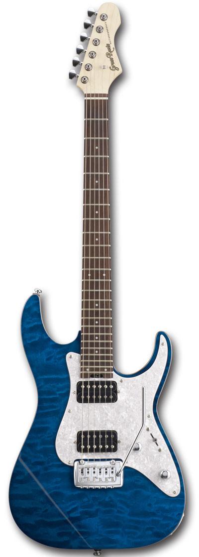 GrassRoots G-MR-45R / See Thru Blue