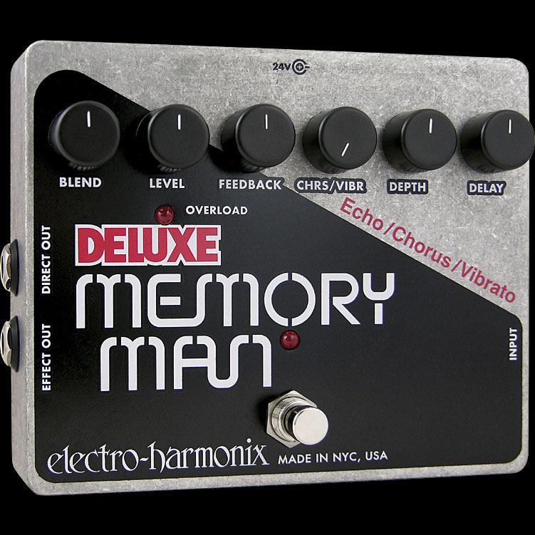 electro-harmonix / Deluxe Memory Man