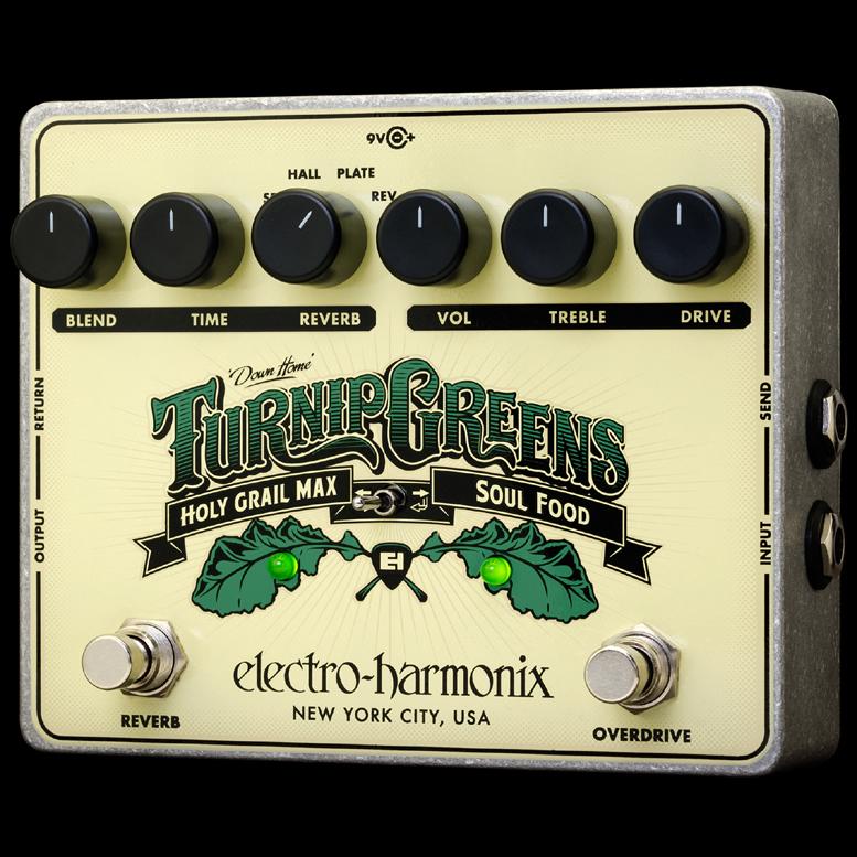 【驚きの価格が実現!】 electro-harmonix Turnip/ electro-harmonix Turnip/ Greens, サカタシ:6ea8dc18 --- canoncity.azurewebsites.net