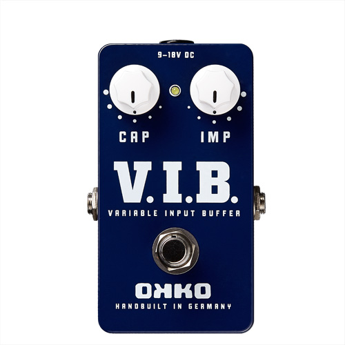 OKKO / V.I.B.(VARIABLE INPUT BUFFER)