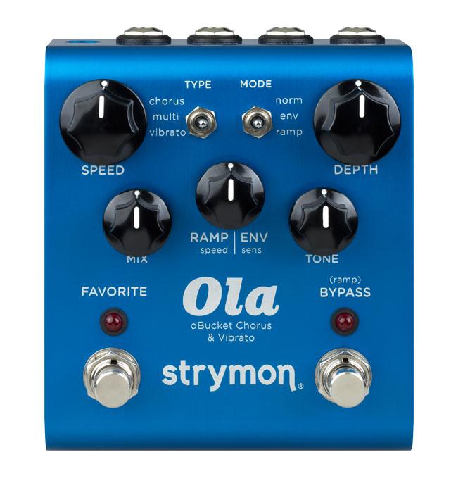 最高の品質 Strymon Chorus/ Ola Strymon/ Chorus, リッチパウダー:3a32f56f --- canoncity.azurewebsites.net