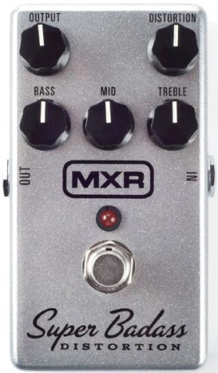 MXR / Super Badass Distortion M75