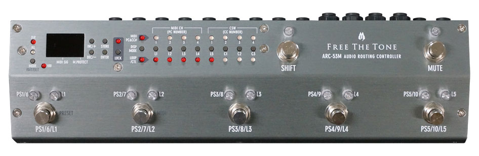Free The Tone / Routing Controller ARC-53M