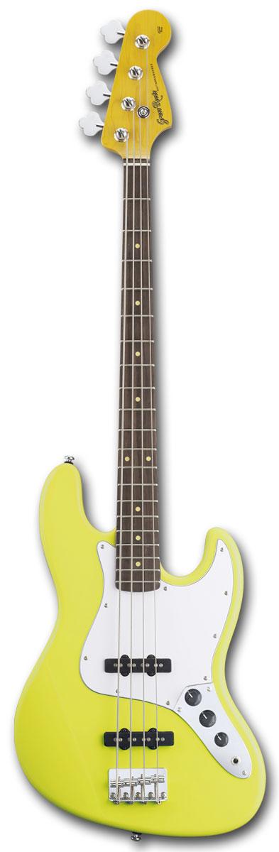 GrassRoots G-JB-55R/Yellow