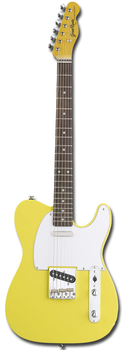 GrassRoots G-TE-50R/Yellow