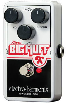 electro-harmonix / Nano Big Muff PI