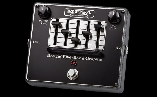 Mesa/Boogie / Boogie Five-Band Graphic