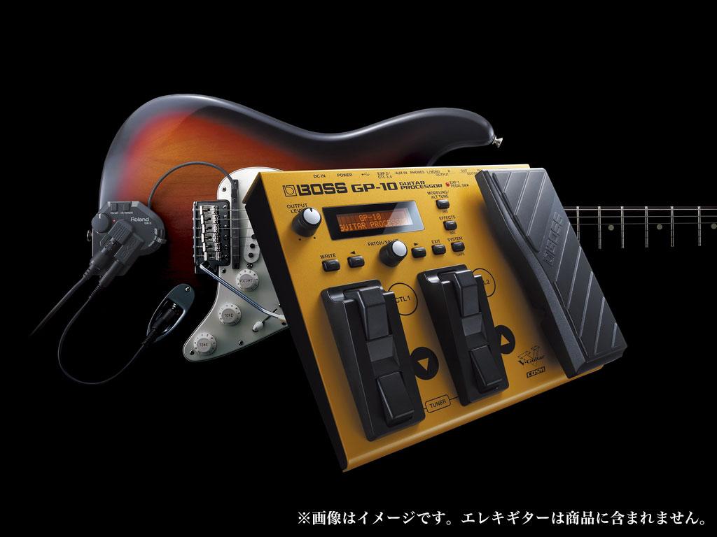 BOSS / GP-10GK(ディバイデットピックアップRoland GK-3同梱版)