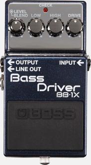 BOSS / BB-1X BASS Driver