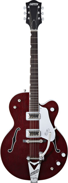Gretsch G6119-1962HTL Chet Atkins Tennessee Rose