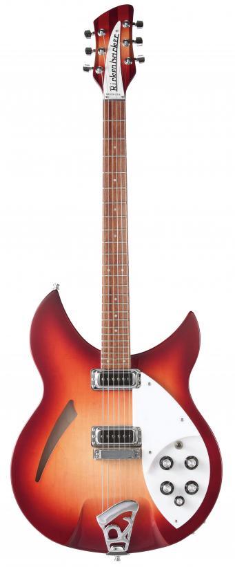 Rickenbacker Model 330 Fireglo