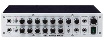 Phil Jones Bass / D-600 ベースアンプヘッド
