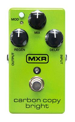 MXR / M269SE Carbon Copy Bright Analog Delay