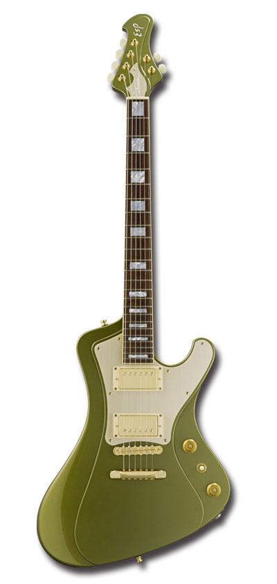 【受注生産】ESP STREAM-GT Classic / Citron Green