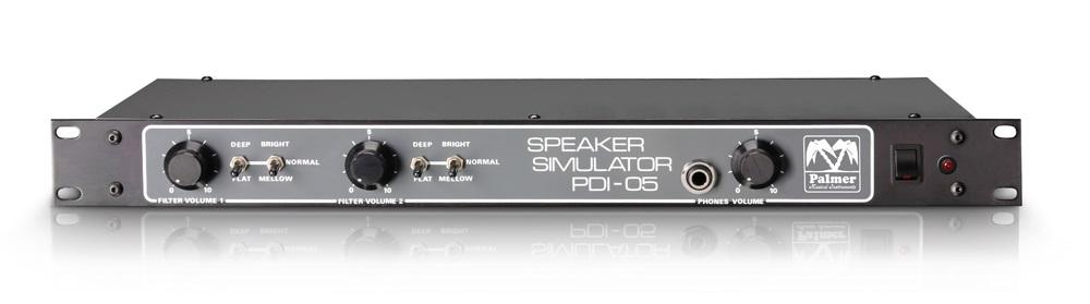 Palmer / PDI 05 – Stereo Speaker Simulator Reissue
