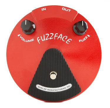 Jim Dunlop / JDF2 Fuzz Face