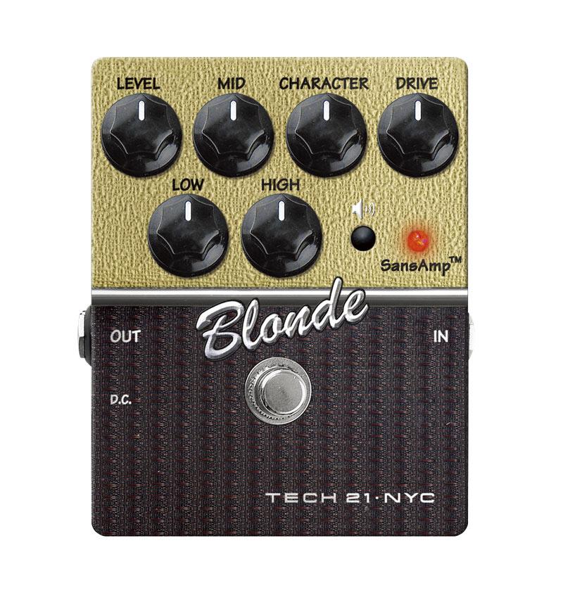 Tech 21 / Blonde