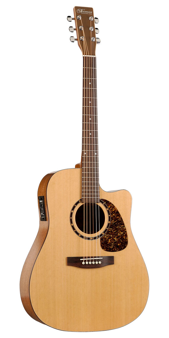 Norman Studio Series ST40 CW GT with Fishman Presys