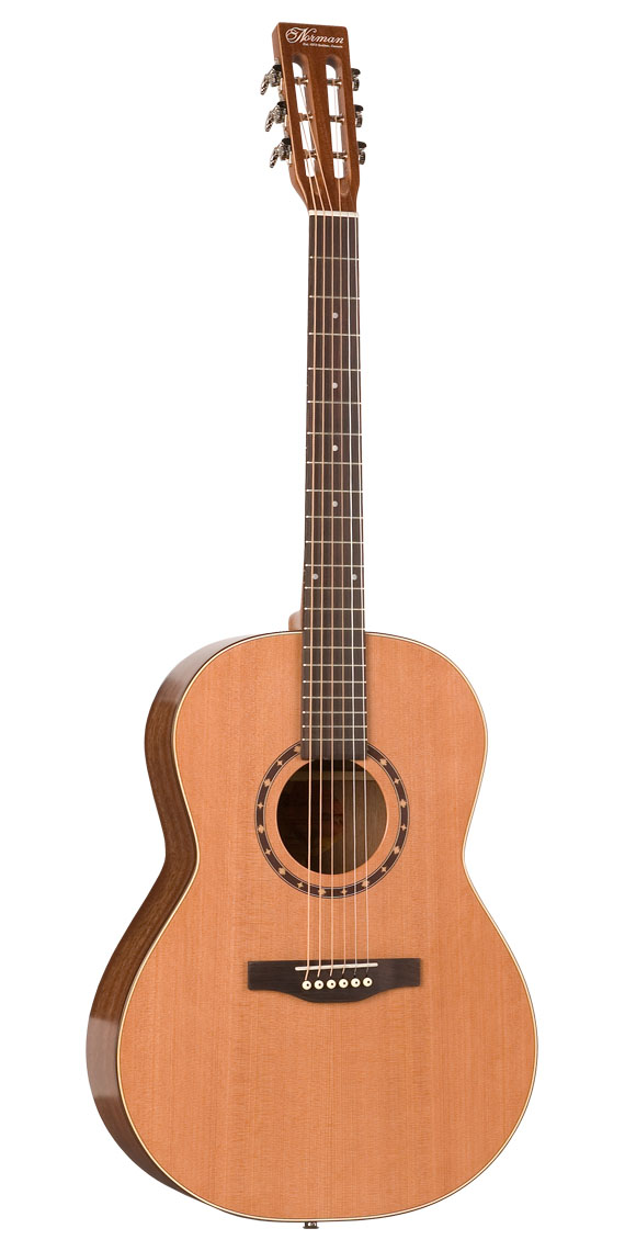 Norman Studio Series ST40 FOLK with Fishman Presys