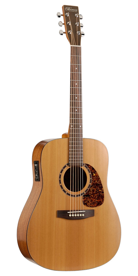 Norman Studio Series ST40 with Fishman Presys