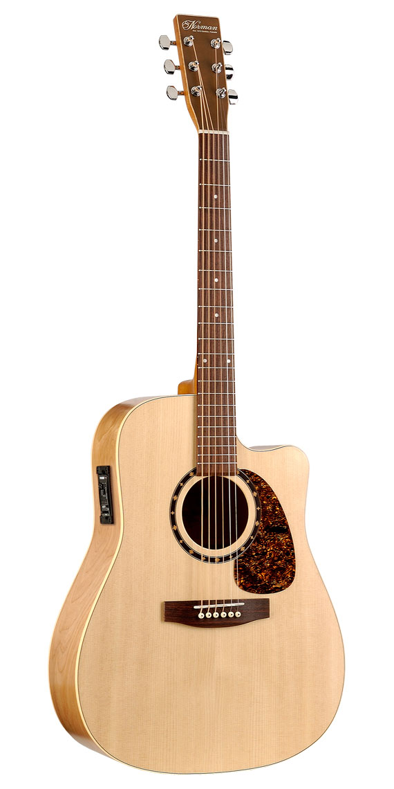 Norman Encore Series B20 CW with Fishman Presys