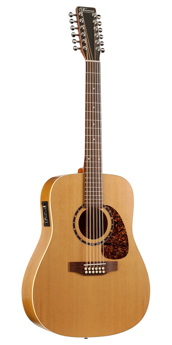 Norman Protege Series B18 12 Cedar w/Presys with Fishman Presys