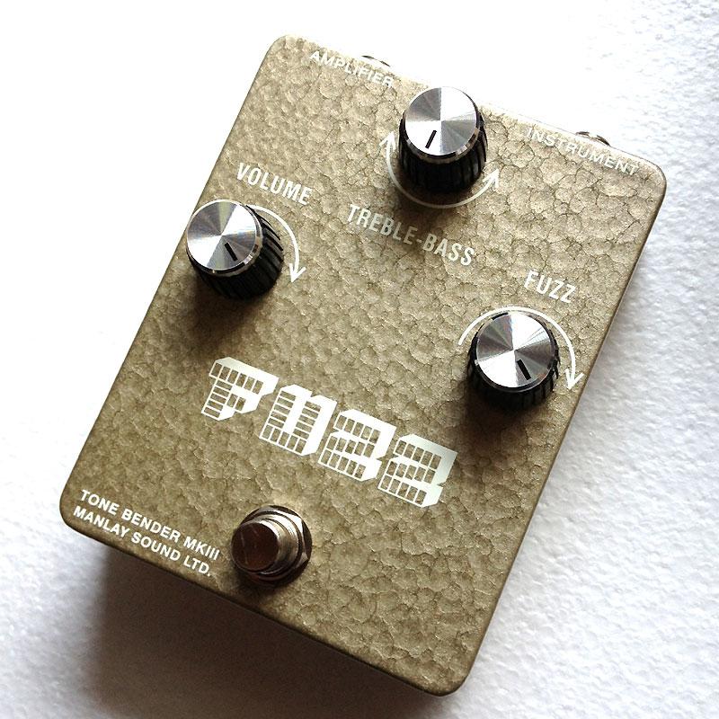 Manlay Sound / MK3 FUZZ Tone Bender mk3