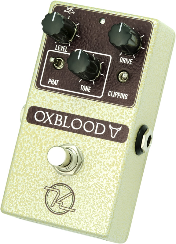 Keeley / OXBLOOD OVERDRIVE