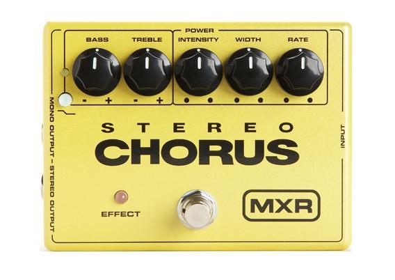 MXR / M134 Stereo Chorus
