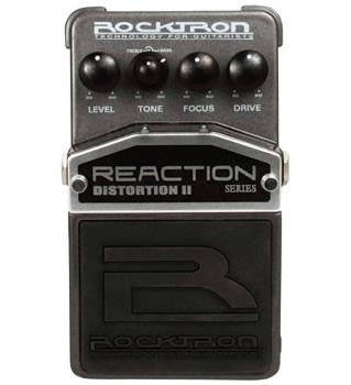ROCKTRON / Reaction Distortion 2