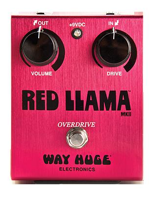 Way Huge / Red Llama Overdrive WHE203
