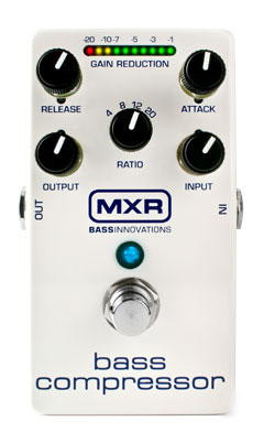 MXR / M87 Bass Compressor
