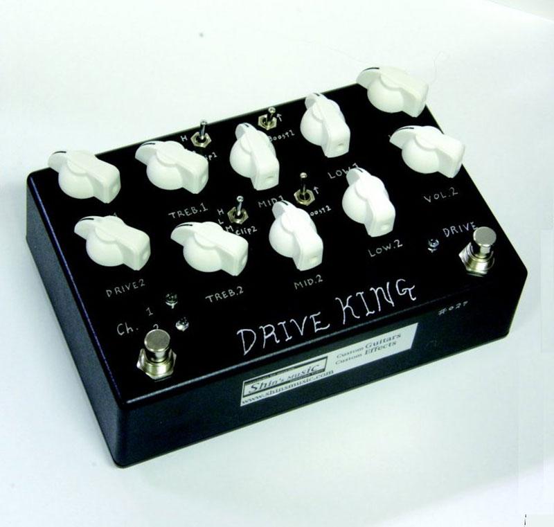 Shin's Music / DRIVE KING
