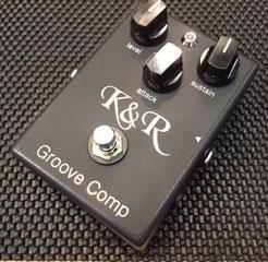 【受注生産】K&R / Groove Comp