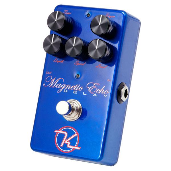 Keeley / Magnetic Echo