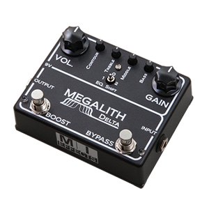 MI AUDIO / MEGALITH DELTA V2