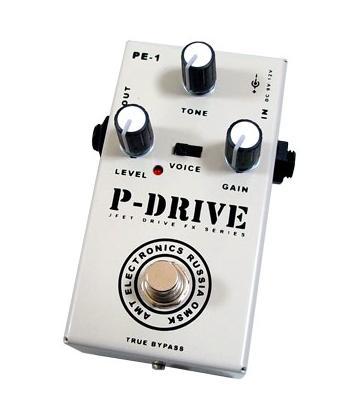 【受注生産5〜6ヶ月】AMT ELECTRONICS P-Drive
