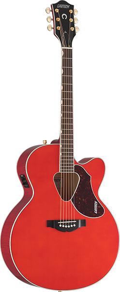 G5022CE Rancher Jumbo Cutaway Electric エレクトリックアコースティックギター