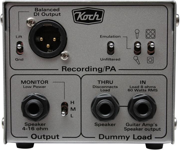【受注生産:納期5~6ヶ月】Koch Dummybox Studio/PA