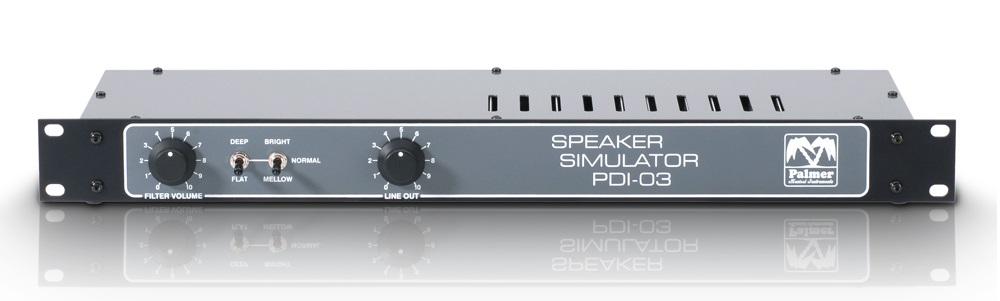 Palmer / PDI 03 SPEAKER SIMULATOR