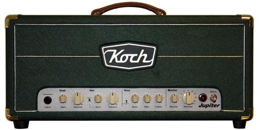 【受注生産:納期5~6ヶ月】Koch Jupiter Head