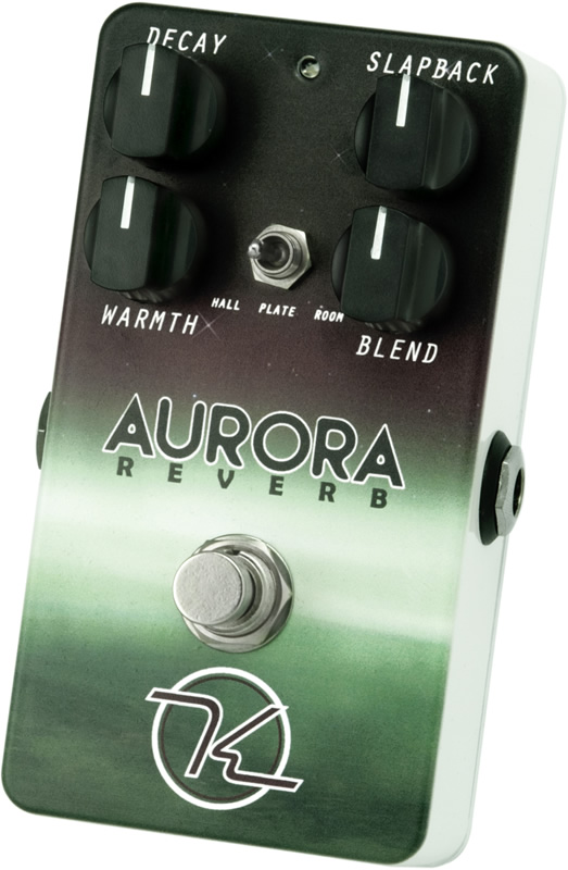 Keeley / Aurora Reverb