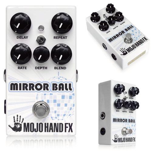 Mojo Hand FX / Mirrorball Delay