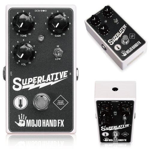 【納期未定】Mojo Hand FX / Superlative